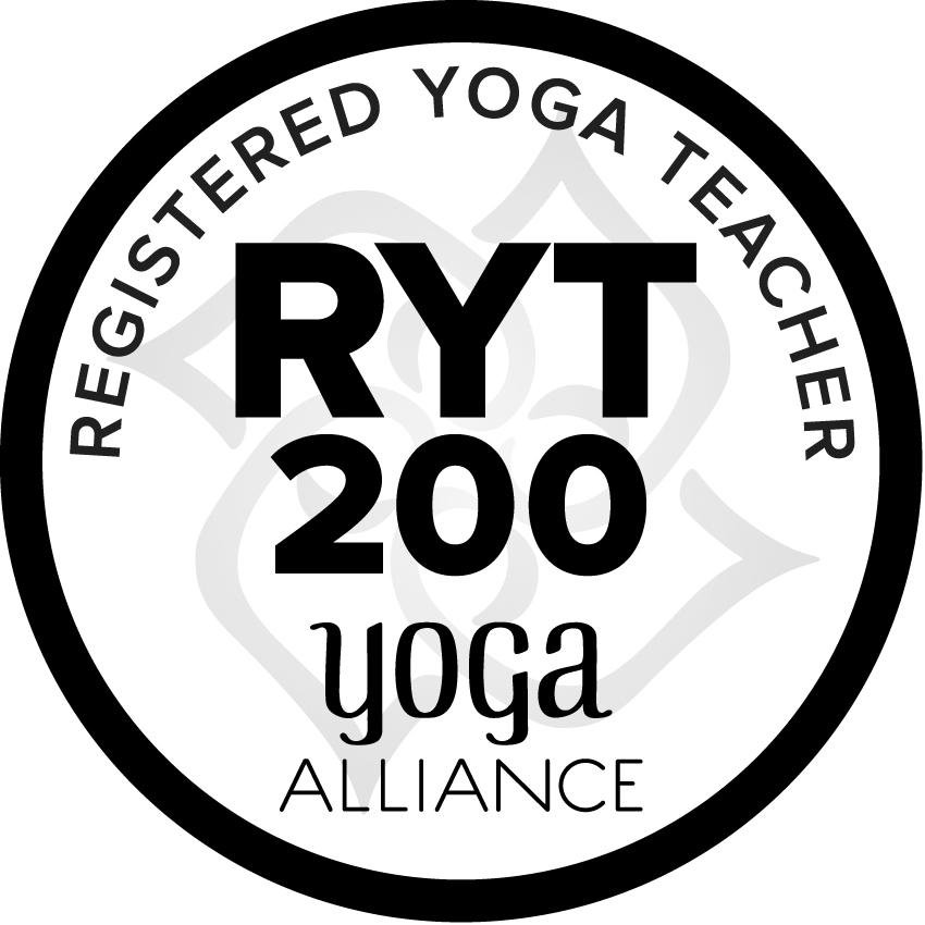 Registered Yoga Teacher - RYT 200